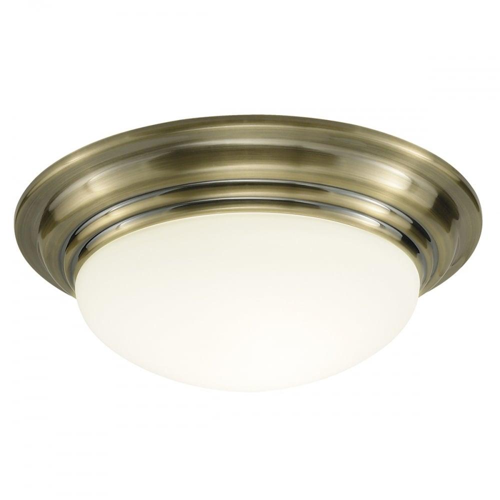 BAR5275 Barclay  Flush Bathroom Ceiling Light  IP44