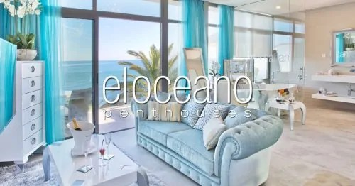 Luxury Penthouse Suites at El Oceano Hotel, Mijas Costa, Costa del Sol, Spain