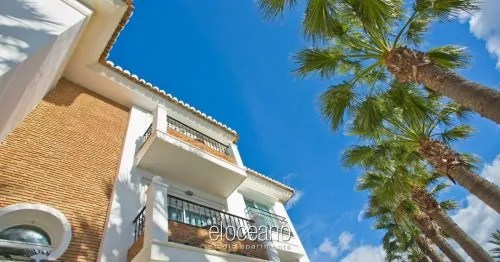 El Oceano Beach Hotel Studio Apartments - Luxury Self Catering Accommodation on the Costa del Sol OG07