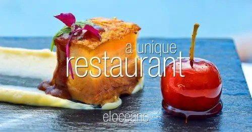 El Oceano - A Unique Luxury Restaurant on Mijas Costa Spain