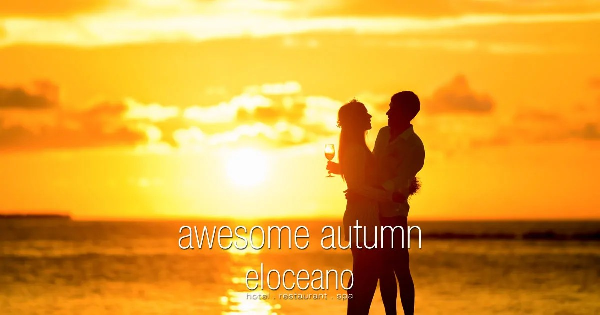 Awesome Autumn El Oceano Luxury Beach Hotel Costa del Sol Spain OG01