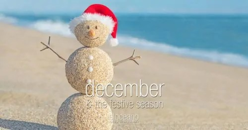 December Christmas New Year El Oceano Luxury Beach Hotel Restaurant 2019 OG06