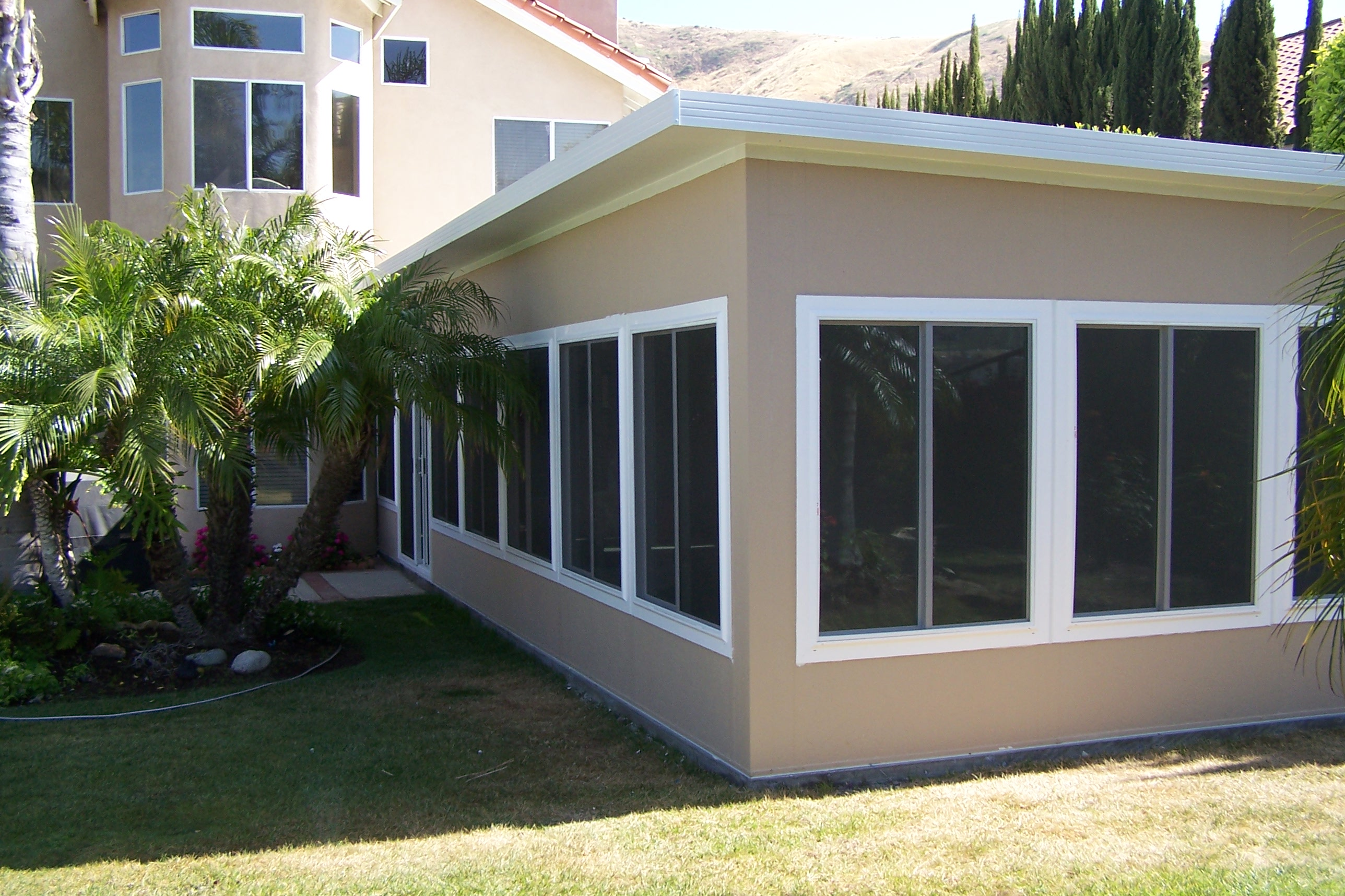 Charmant Enclosed Patios And Sunrooms