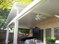 Gabled/Cathedral Patio Covers