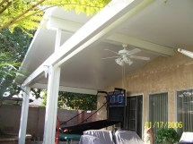 Gabled Cathedral Patio Covers - Ocean Pacific Patios