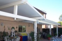 Gabled/Cathedral Patio Covers - Ocean Pacific Patios