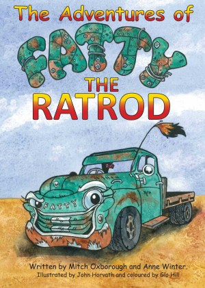 Fatty the Rat Rod - Ocean Reeve Publishing