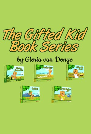 The Gifted Kid Book Series - Ocean Reeve Publishing