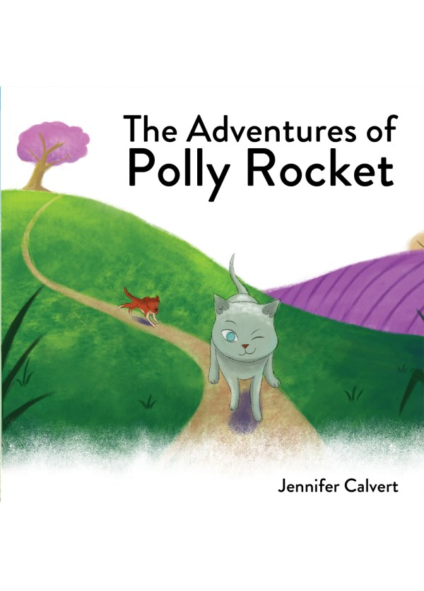 The Adventures of Polly Rocket - Ocean Reeve Publishing
