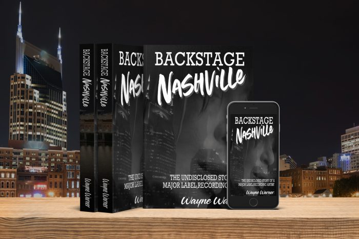 Wayne Warner - Backstage Nashville - Ocean Reeve Publishing