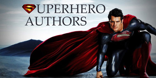 Brisbane Book Publishing Company - Superhero Authors