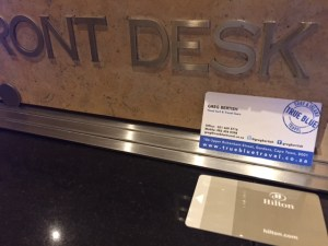 Greg Bertish At The Hilton Hotel In Sandton | Care Of Nedbank