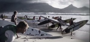 Chasing Big Winds With Some Of SAs Best SUP Riders