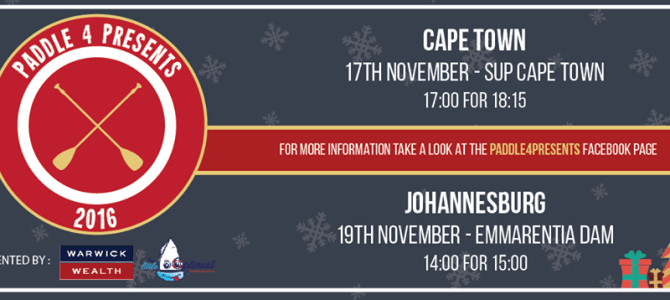 Paddle For Presents 2016