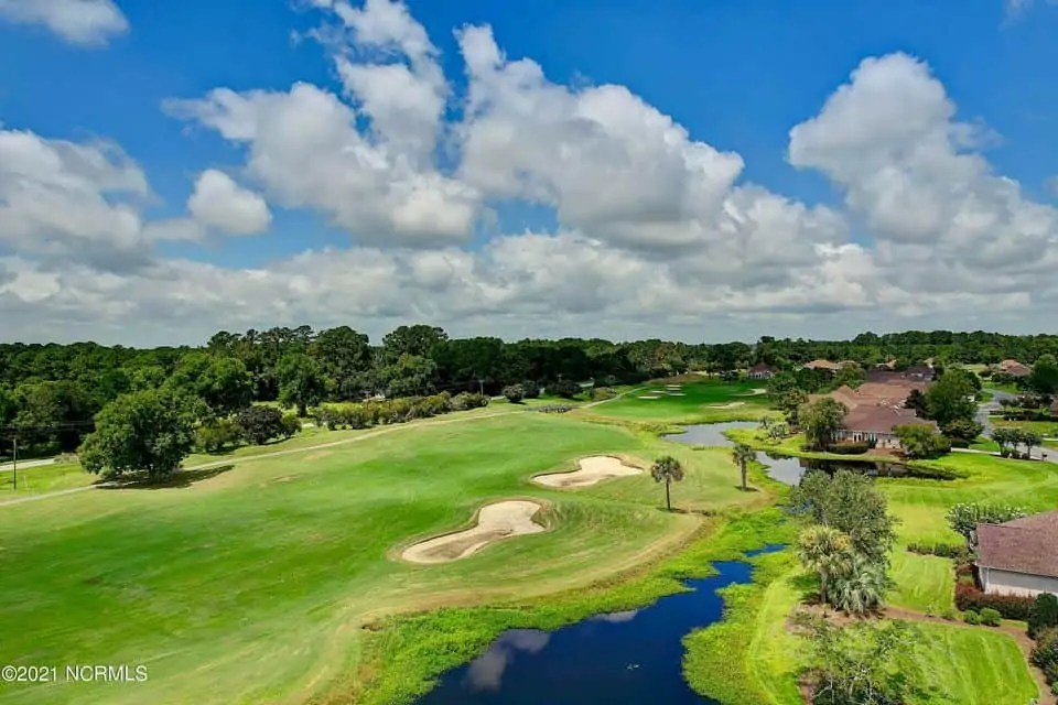 Ocean Ridge Golf Course Front Home For Sale