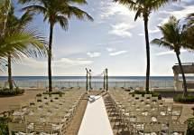 Fort Lauderdale Ocean Sky Resort Wedding
