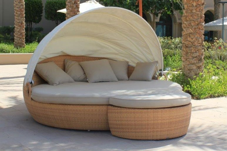 oceanweave outdoor furniture news new outdoor daybed reaches the pacific islands
