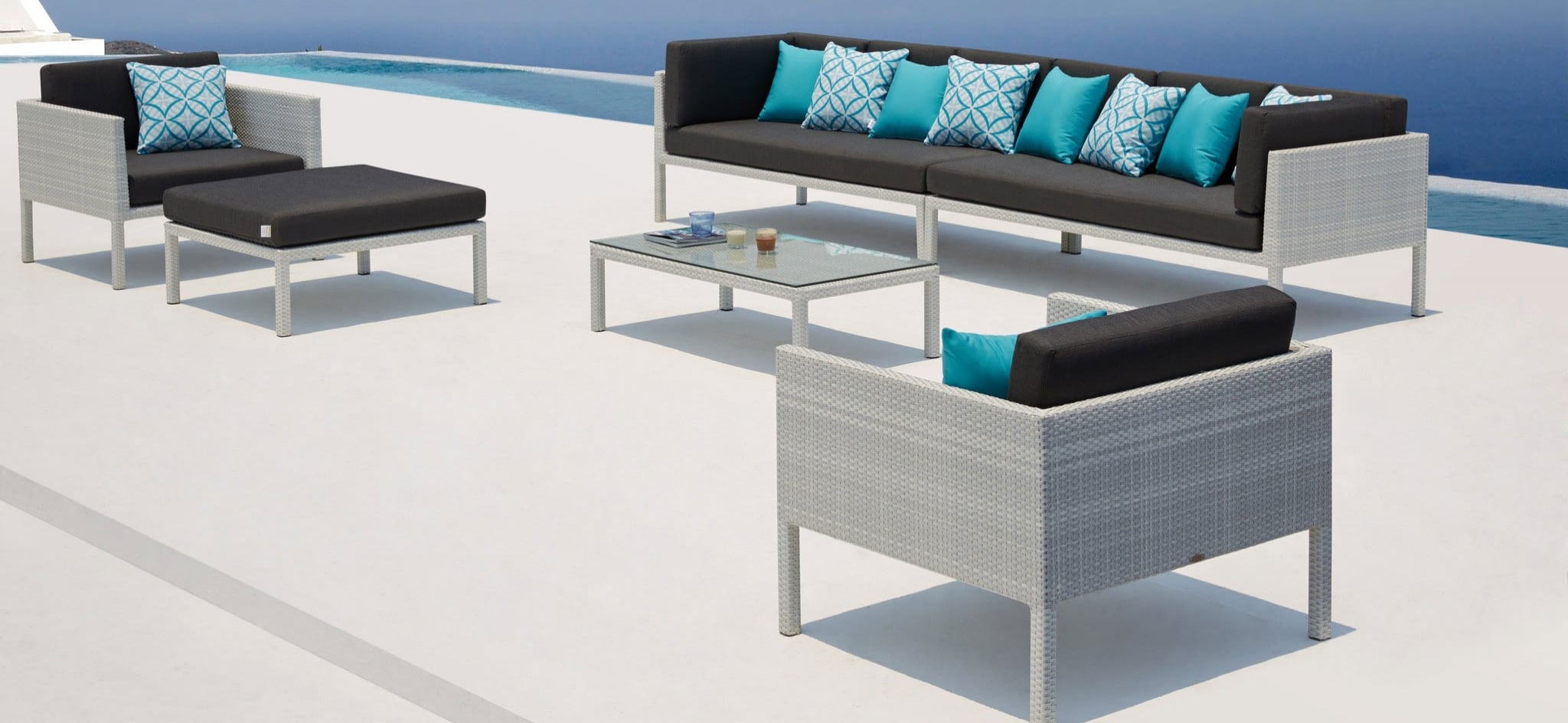 outdoor wicker chairs nz doctor office florence lounge oceanweave furniture