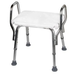 Chair Without Back Step2 Deluxe Art Master Desk With Snap N Save Shower Arms 350lbs Cap