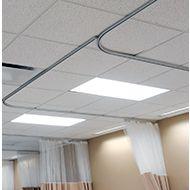 hospital curtain track systems