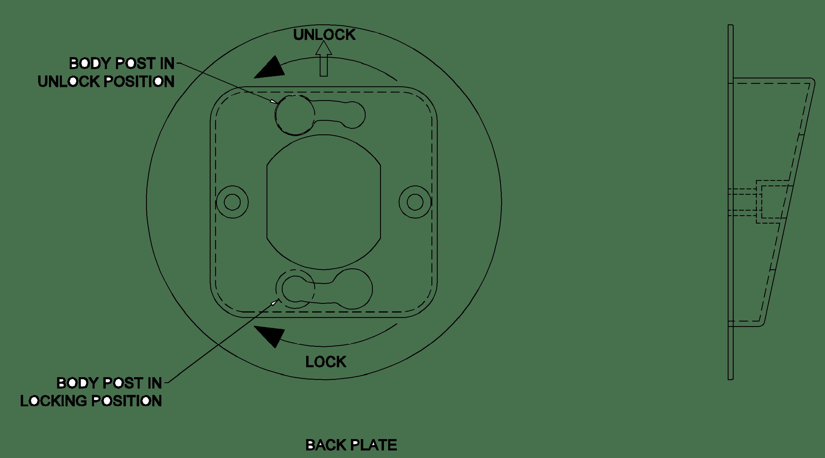 Wallmount Sensor