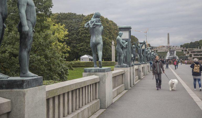Осло – градът на скулптурите