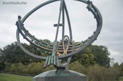 Часовникът, Вигеланд парк, Осло