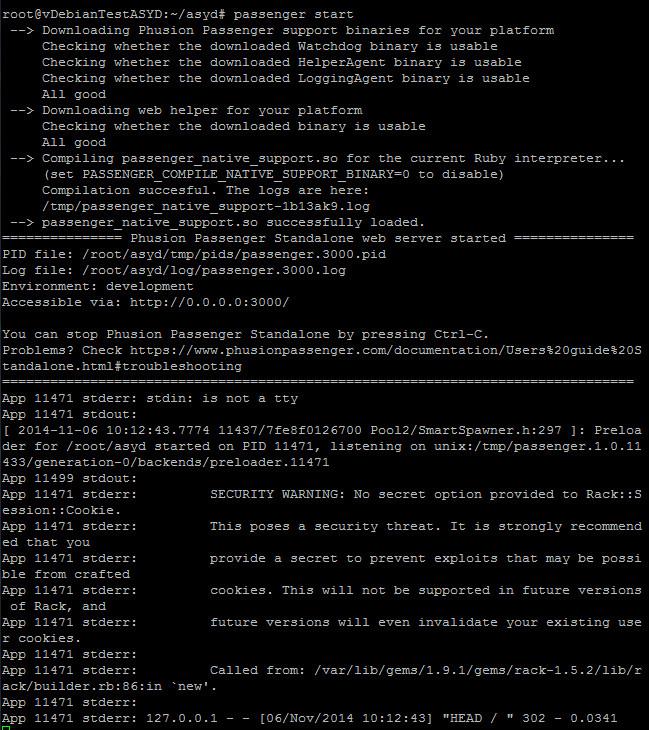 Automatiza tu infrasestructura con ASYD (2/6)