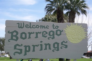 Borrego-Springs