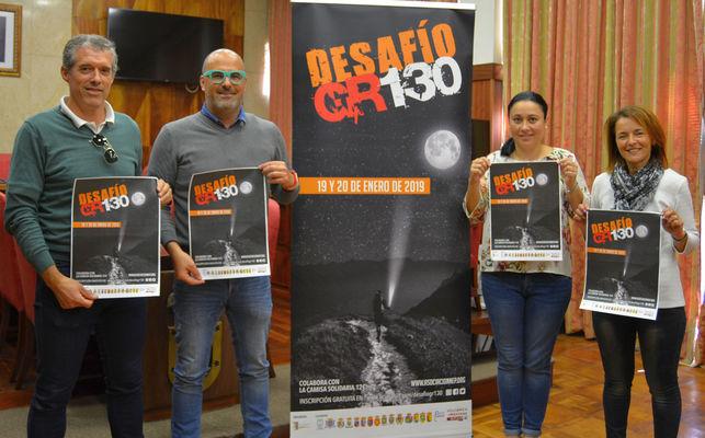 'Desafío GR-130' reunirá a deportistas y senderistas para recorrer la Isla en beneficio de Niños Especiales de La Palma