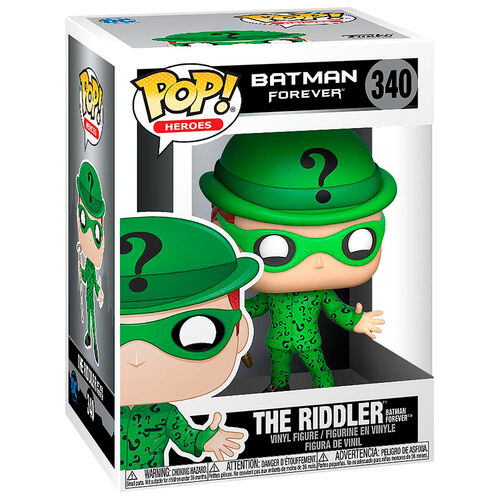 dc the riddler plush 30 cm triadecont