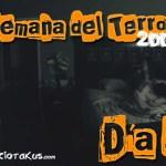 Semana del Terror de Ultramancito '09. Día 5: Actividad Paranormal