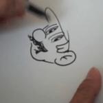 Cómo dibujar a Mario Bros por Shigeru Miyamoto