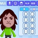 Crea tu propio personaje Mii, como en la nueva Wii de Nintendo