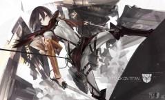 Mikasa al Rescate