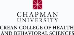 Logo for Chapman University Crean College of Health and Behavioral Sciences