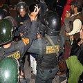 Peru Conga paro 24nov11 Celendin represion120