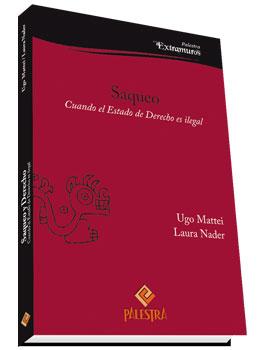 Saqueo libro2013
