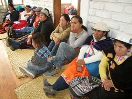 red mujeres ecuador