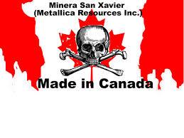minera metallica resources