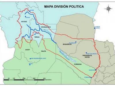 mapaparaguay