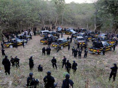 policiaas guatemala