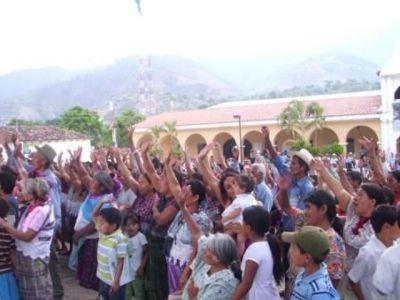 no a la mineria en guatemalaa
