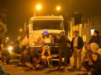 protesta en antofagasta
