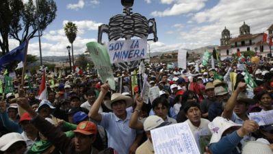 movilizacion cajamarca