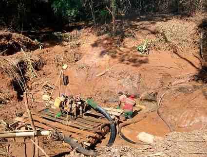 mineria ilegal venezuela