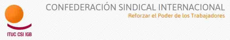 logo conf sindical internacional