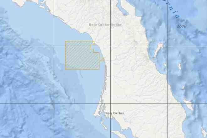 Concesion don diego exploraciones oceanicas
