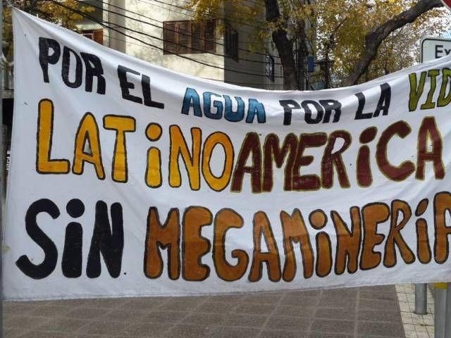 no a la mineria argentina1