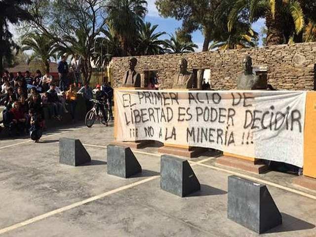 no a la mineria argentina 123456